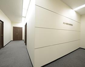 3Fは会議室フロアです
